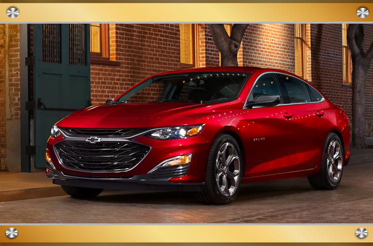 2019 Chevy Malibu Fuel Economy Chicago IL