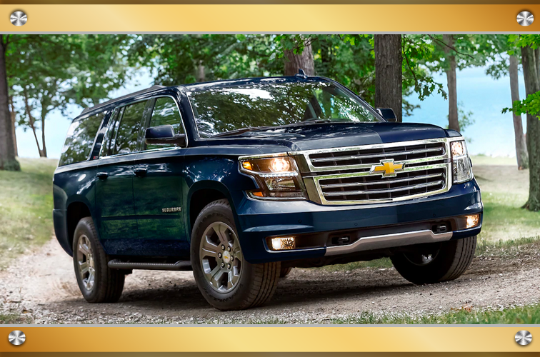 2019 Chevy Suburban Chicago IL