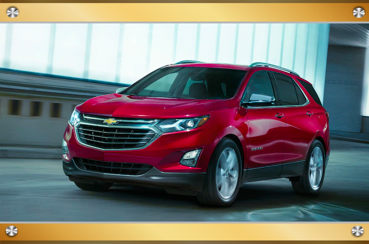 2019 Chevrolet Equinox Trim Comparison Chicago IL