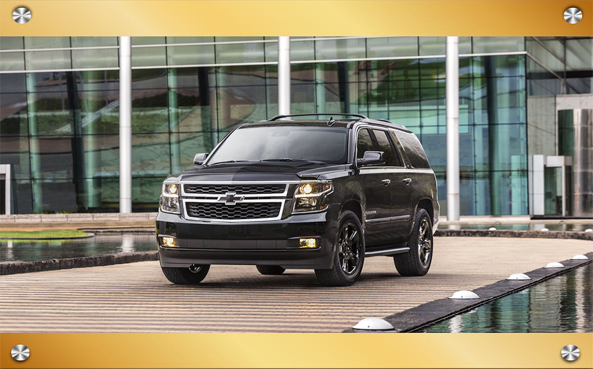 Find Your Perfect Chevy Suburban at Chevrolet of Homewood