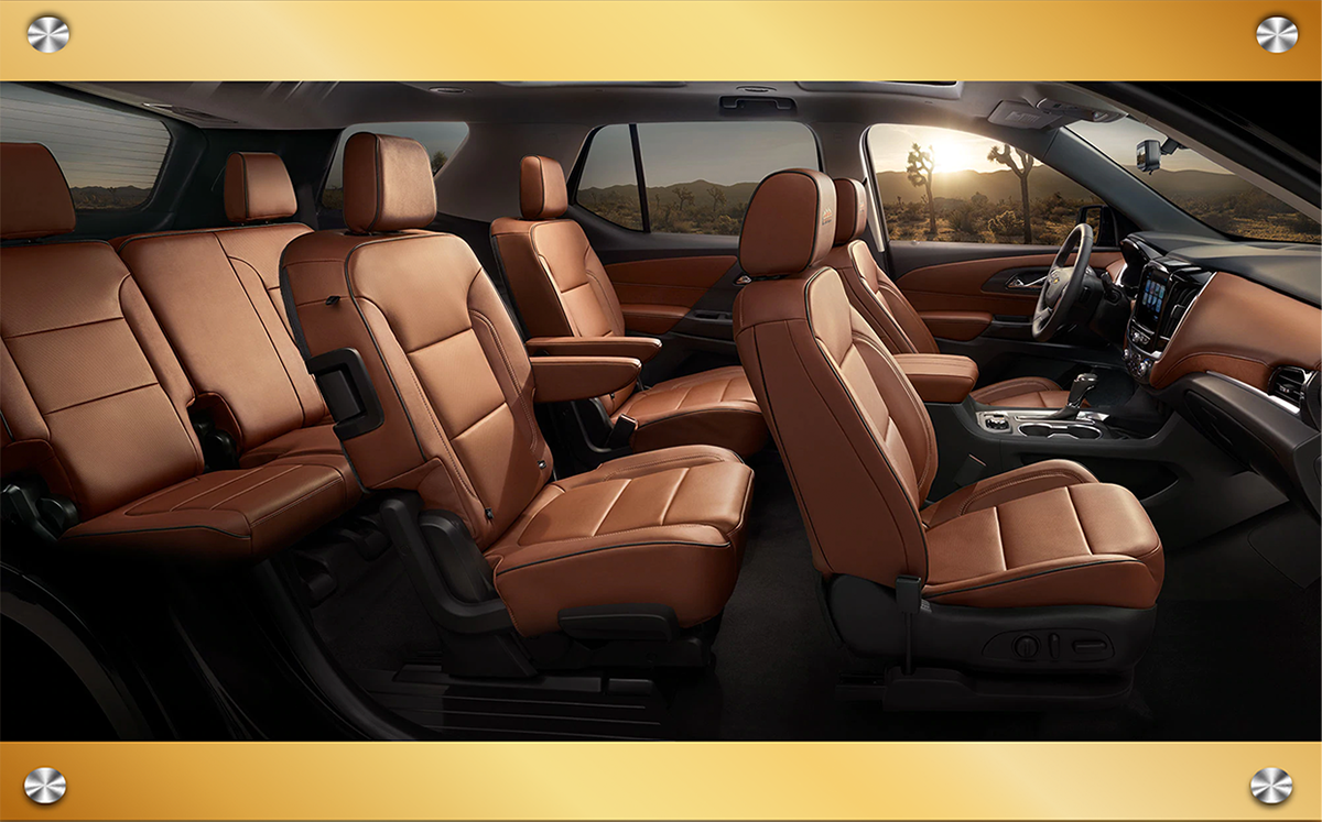 2020 Chevy Traverse Performance Chicago IL
