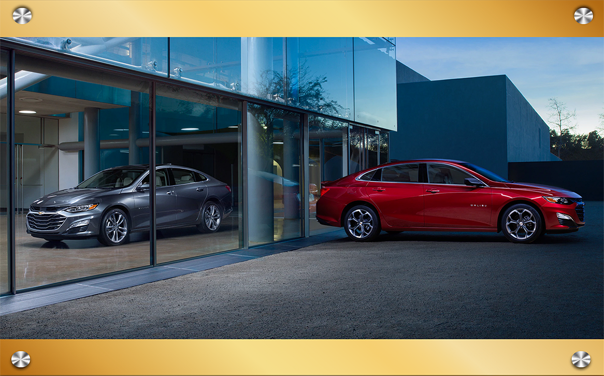 Find Your Perfect 2020 Chevy Malibu Today
