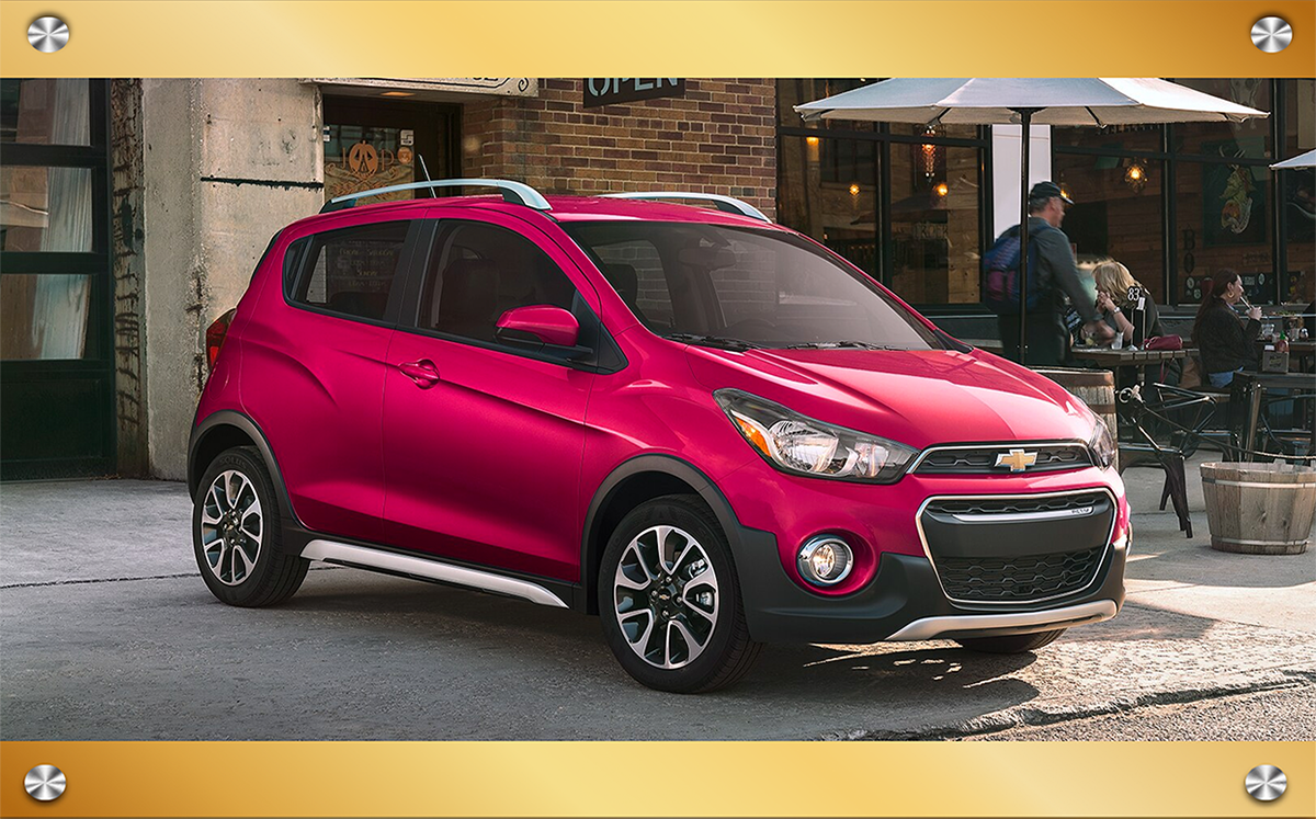 2020 Chevy Spark Safety and Efficiency Chicago IL
