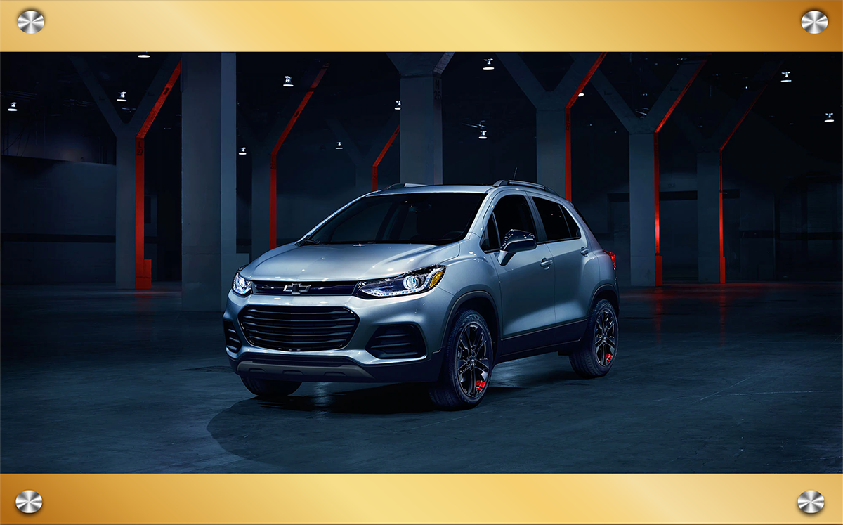 Chevrolet of Homewood 2020 Chevy Trax