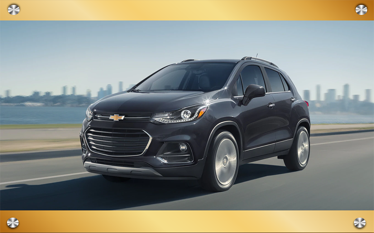 New 2020 Chevrolet Trax near Oak Lawn Illinois
