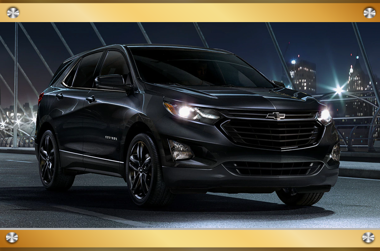 2Chicago New 2020 Chevy Equinox for Sale