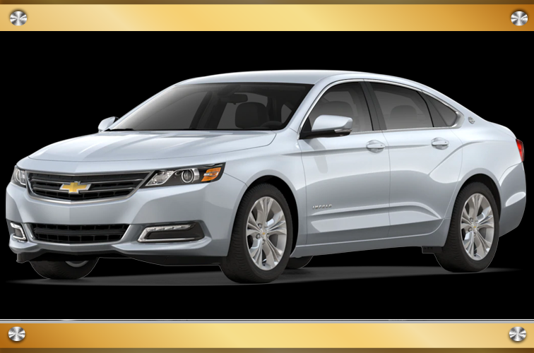 Test Drive the 2020 Chevy Impala Today
