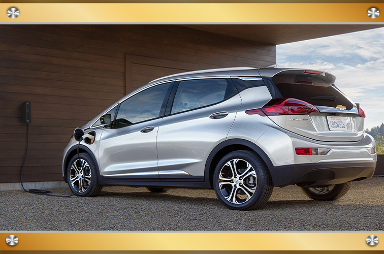 2020 Chevy Bolt EV Safety & Security Chicago IL