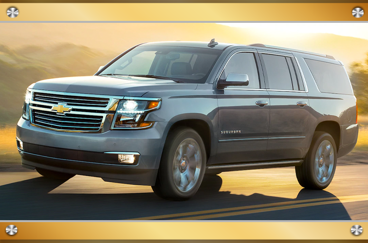 2020 Chevy Suburban For Sale