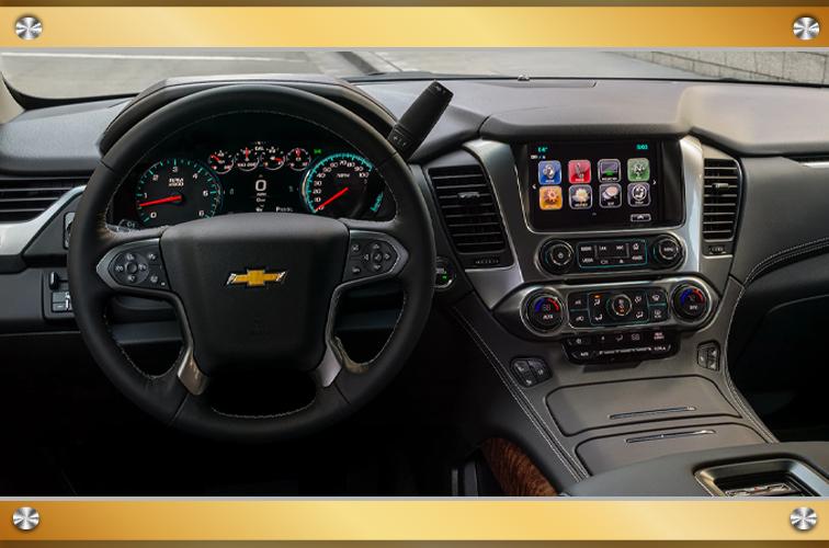 Best Selling Full-Size SUV: 2020 Chevrolet Tahoe