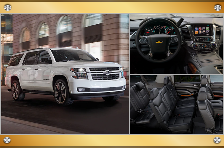 2020 Chevy Suburban SUV Spacious and Stylish Chicago IL