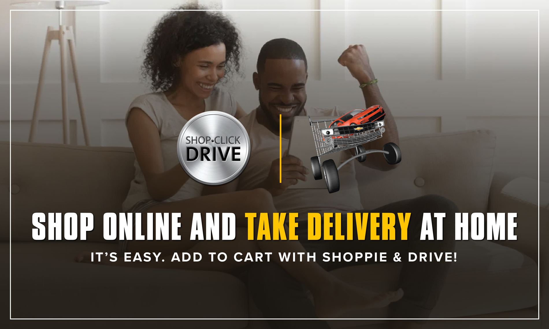 Homewood Chevy Shop, Click, and Drive Program