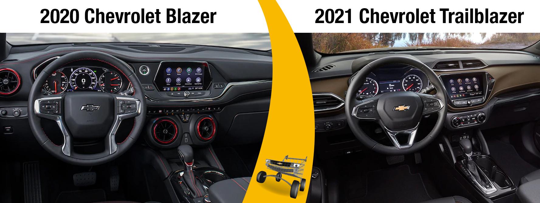 Chevrolet of Homewood New 2020 Chevy Blazer