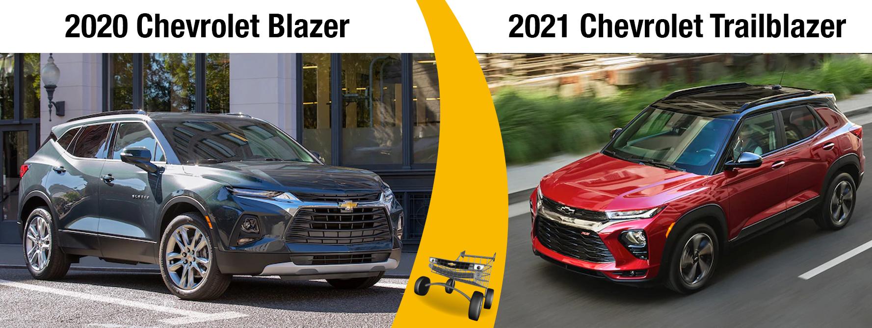 Chevrolet of Homewood All-New 2021 Chevrolet Trailblazer