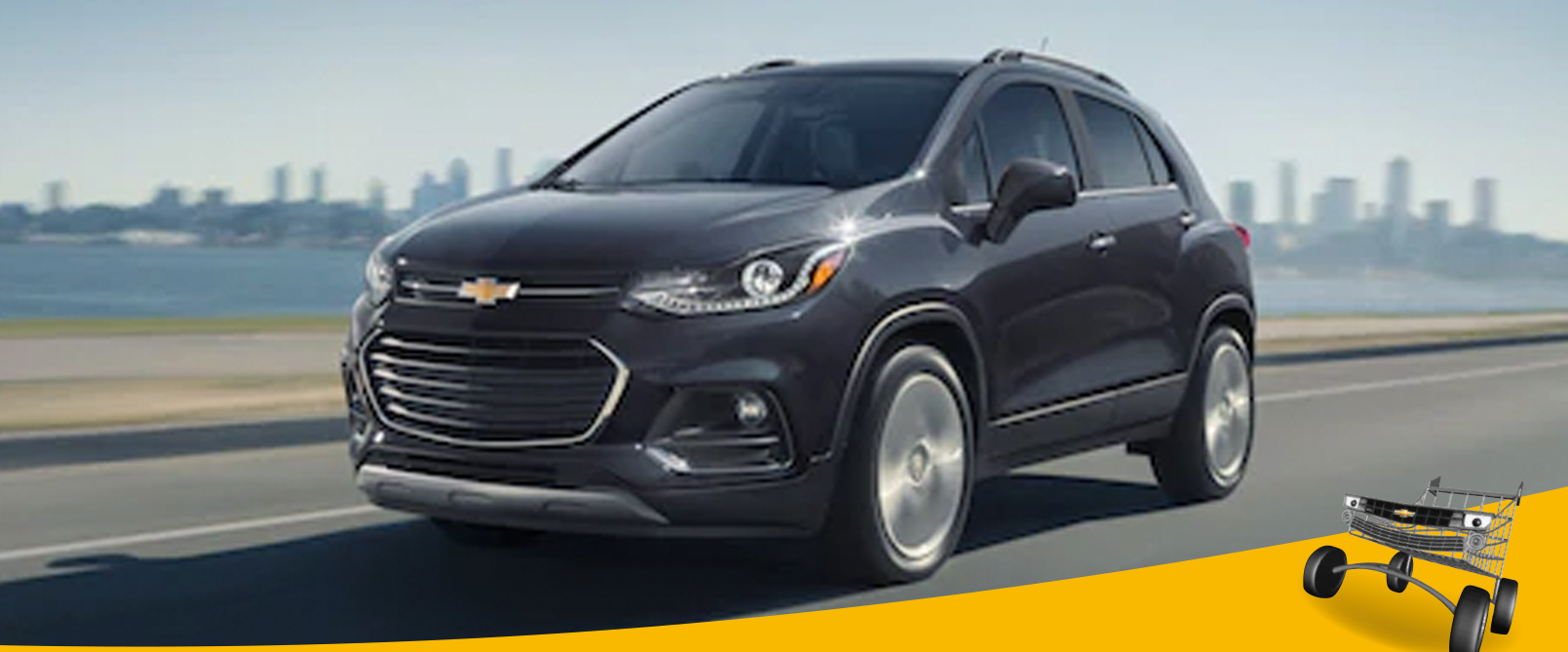 Steger IL 2020 Chevy Trax SUV Dealer