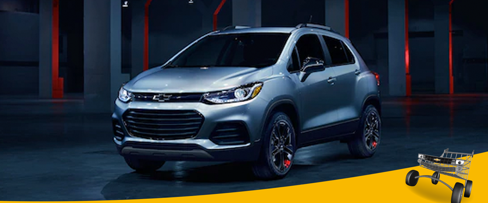 Flossmoor IL 2020 Chevy Trax SUV Dealership