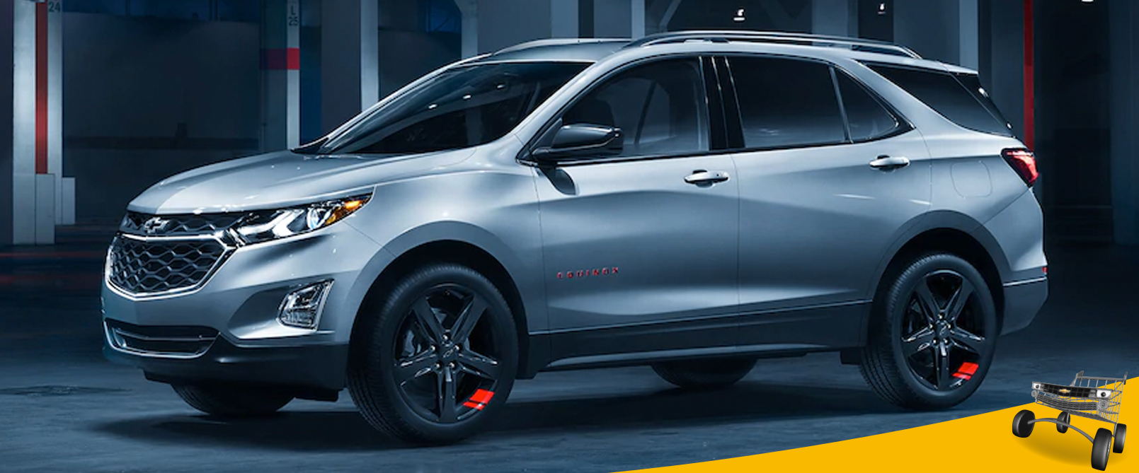 Gary IL 2020 Chevy Equinox SUV Dealer
