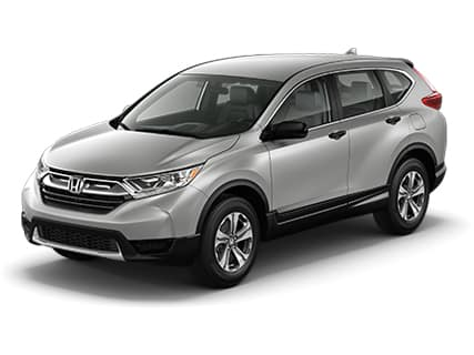 Exceptional 2018 CR V LX