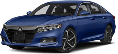2018 Honda Accord Award
