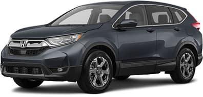 2018 Honda CRV Award