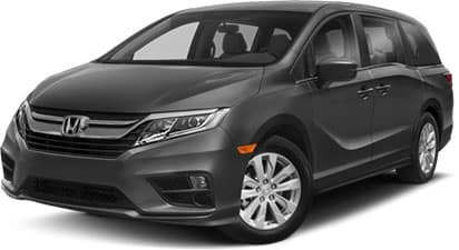 2018 Honda Odyssey Award