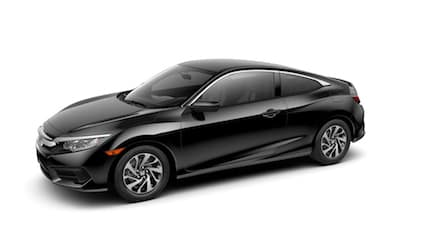 2018 Honda Civic LXP Coupe