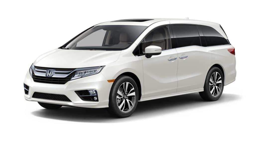 2018 Honda Odyssey 0.9% APR Special