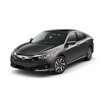 2018 Civic Sedan 2.0 EX