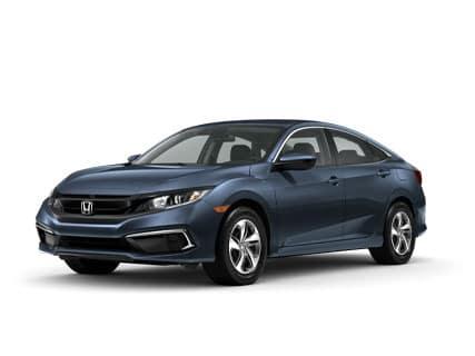 2020 Civic Sedan LX CVT FWD 4dr