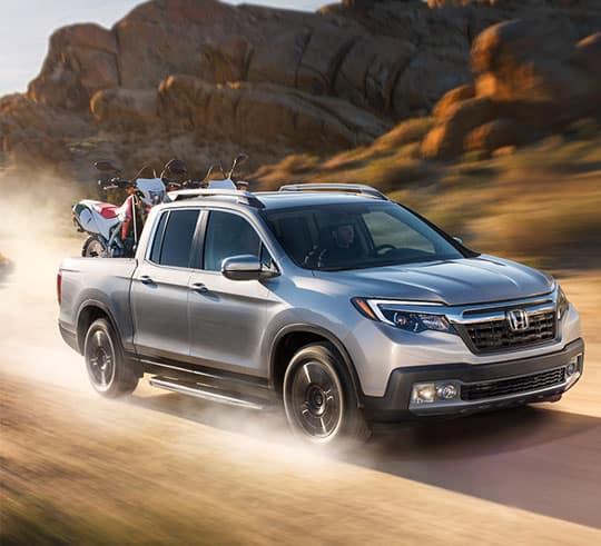 2020 Honda Ridgeline 1.9% APR Special