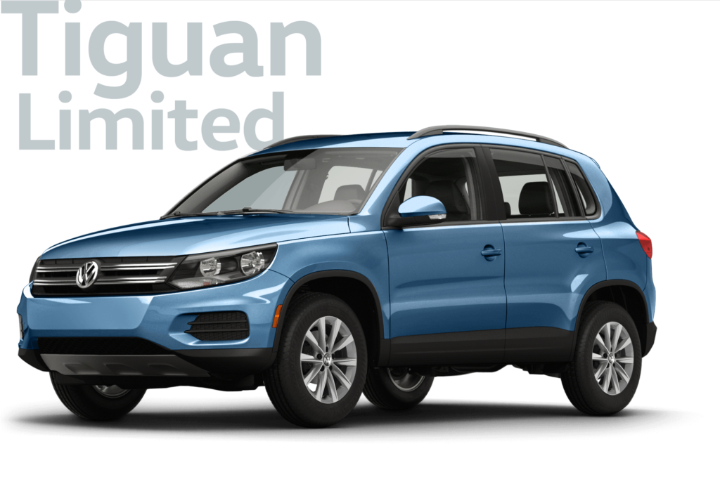 2017 Volkswagen Tiguan Limited 2.0T w/ 4Motion