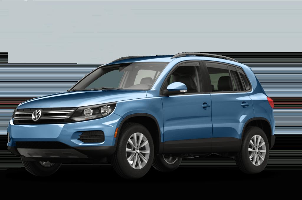 2018 Volkswagen Tiguan Limited 2.0T w/ 4Motion