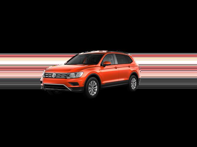 2018 Volkswagen Tiguan S LWB w/ 4Motion®