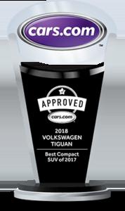 Cars.com Award