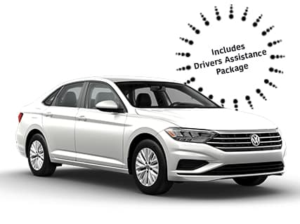 2019 Volkswagen Jetta 1.4T S with Drivers Assistance