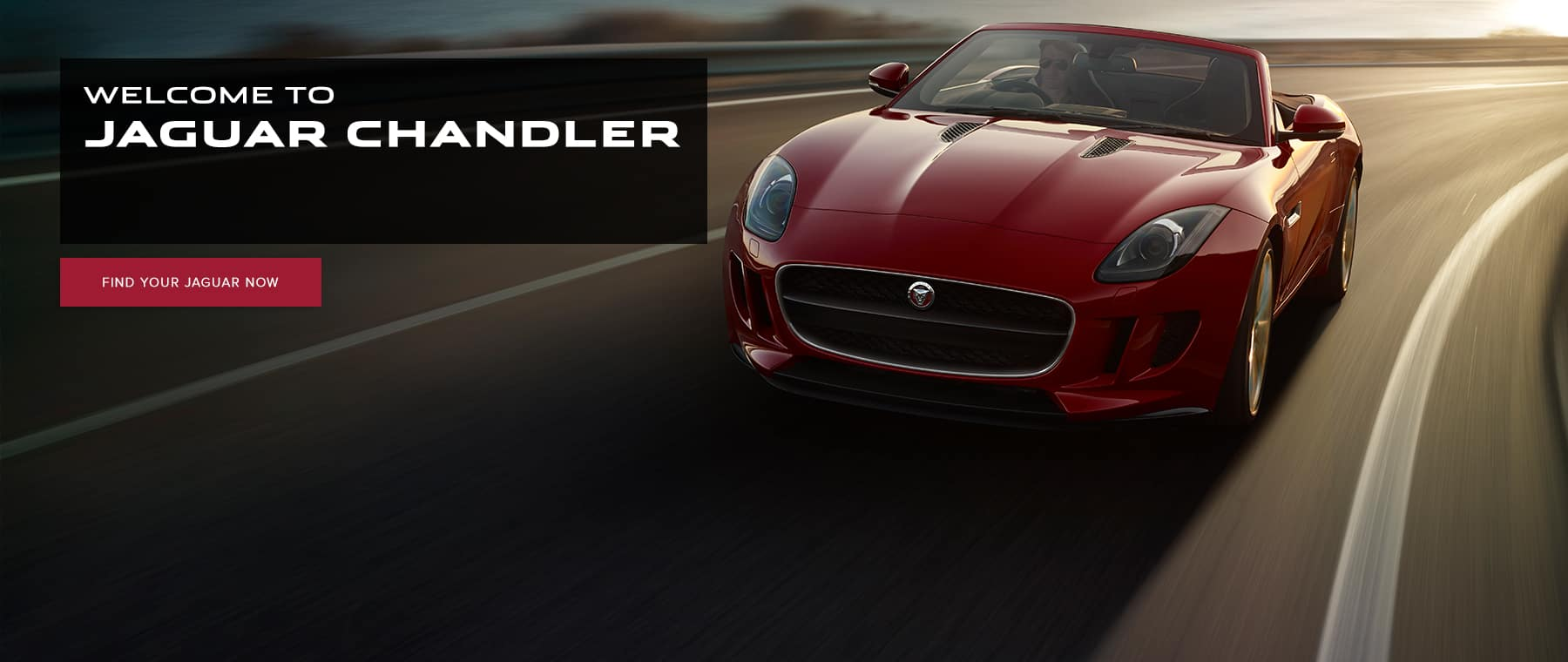 Jaguar Chandler Welcome