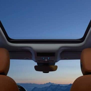 2019 Jaguar F-PACE Panoramic Roof