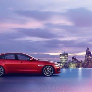 2019 Jaguar XE Exterior