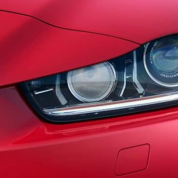 2019 Jaguar XE Headlight