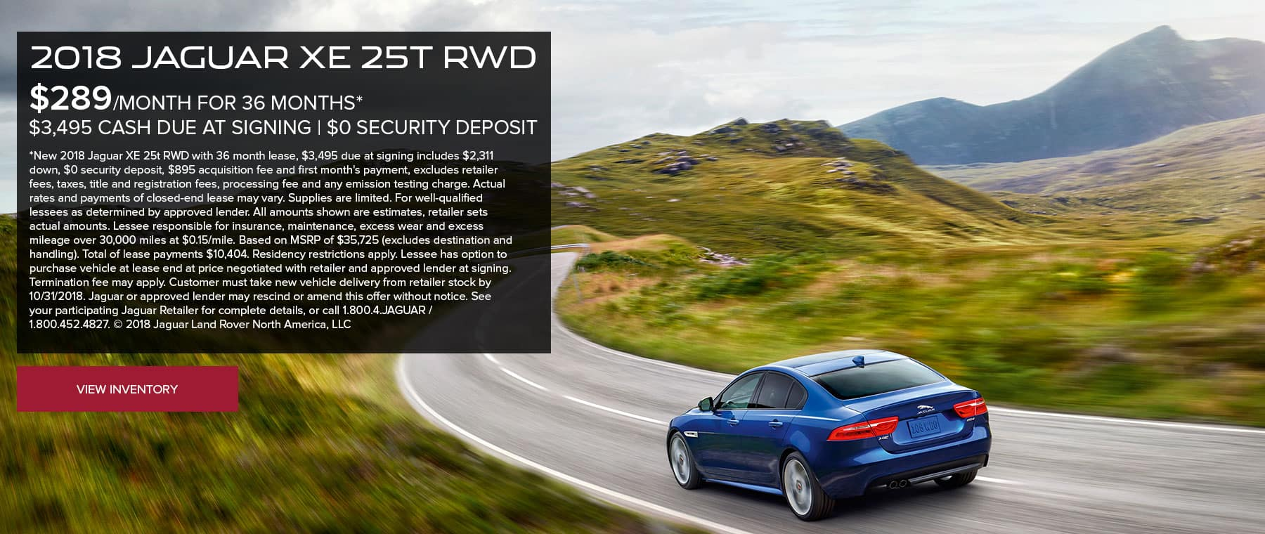XE-RWD Oct Banner