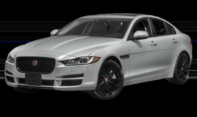 Silver 2019 Jaguar XE