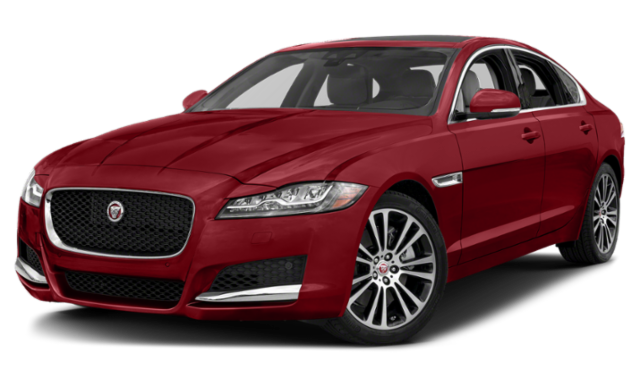 Red 2019 Jaguar XF