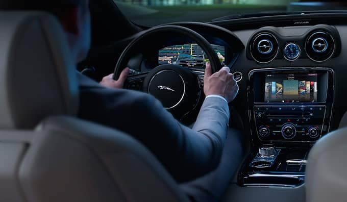 Jaguar Incontrol Touch