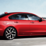 Red 2020 Jaguar XE