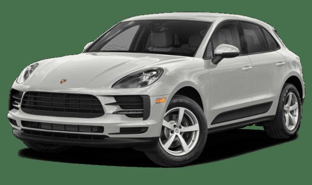 White 2019 Porsche Macan