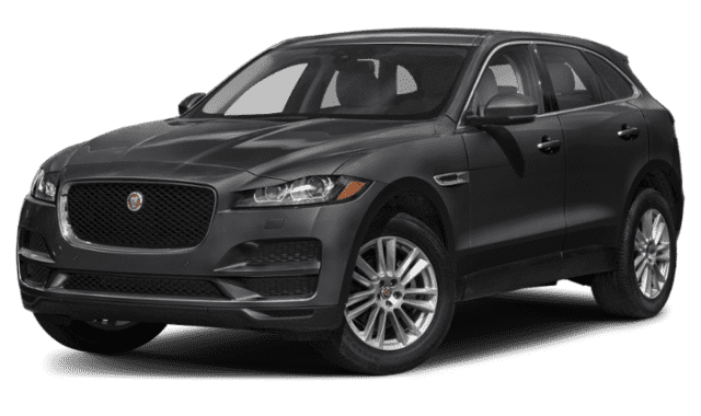 Black 2020 Jaguar F-PACE