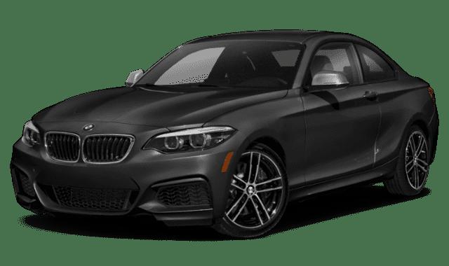 Black 2019 BMW M2