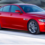 Red 2021 Jaguar XJ