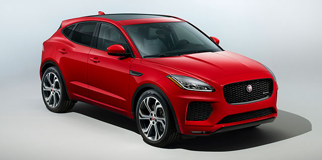 E-PACE First Edition***