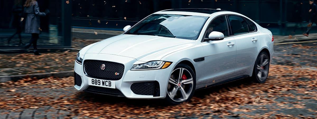 Jaguar XF lease special